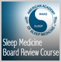 Sleep Medicine Board Review Course Series of 20