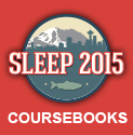 SLEEP 2015 Course Book C01: Year in Review
